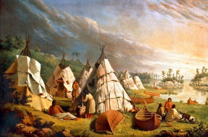 Potawatomi Camp