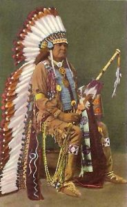 Quapaw Indian