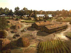 Shawnee Indian Village