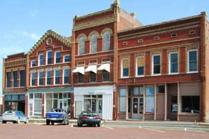 Troy, Kansas Business Buildings