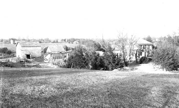 Wabaunsee County, Kansas Farm