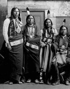 Pawnee Men