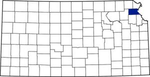 Atchison County, Kansas Map