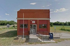 Post office in Cummings, Kansas courtesy Google Maps.