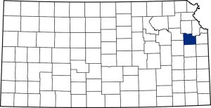 Douglas County in Kansas