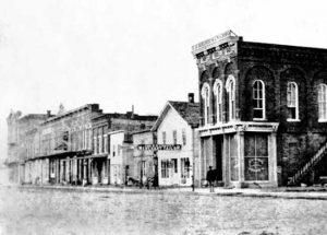 Emporia, Kansas between 1861-65