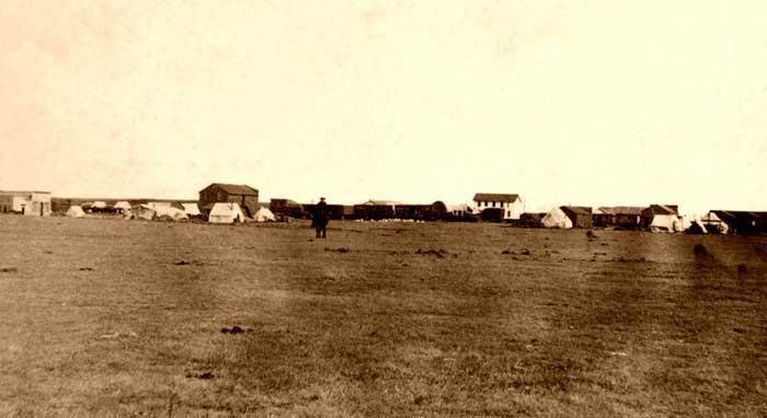 Hays City 1867