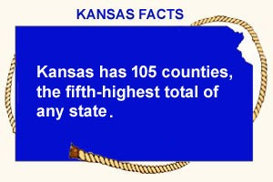 Kansas Facts - Counties