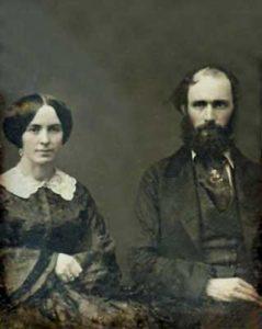 Mary Holliday and Cyrus Kurtz Holliday