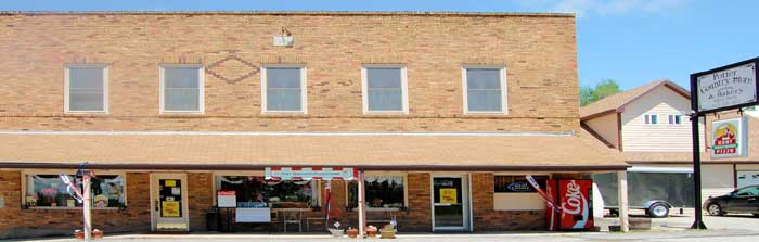 Potter, Kansas Country Store by Kathy Weiser-Alexander.