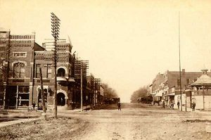 Vintage Axtell, Kansas.
