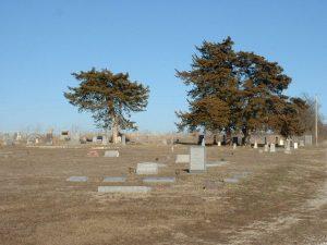 Barrett, Kansas Cemetery courtesy Find a Grave