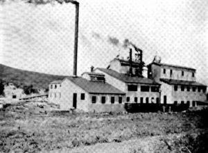 Blue Rapids, Kansas Gypsum Factory