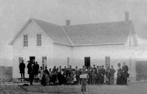 Dunlap, Kansas Academy Mission School