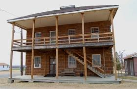 Fort Harker Guardhouse