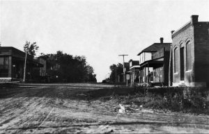 Vintage Herkimer, Kansas.