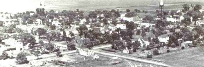 Irving, Kansas, 1940