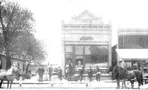 Irving, Kansas, 1907