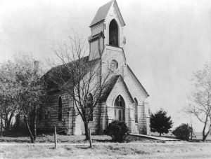 Presbyterian Church in Irving, Kansas.