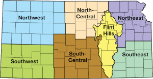 Kansas Regions