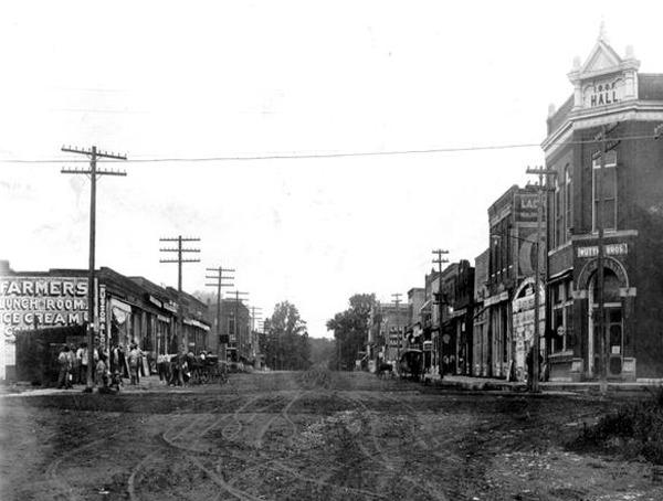 Vintage La Cygne Kansas