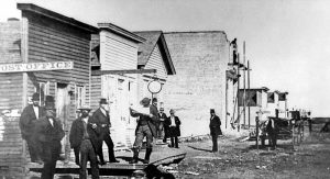 Larned Kansas 1876