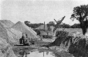 Linn County Coal Mine