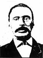 Paul Davis, leader of the Votaw Colony