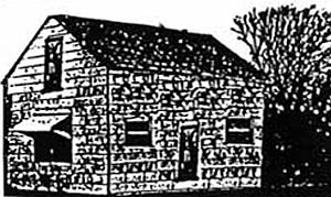 Paul Davis home in Votaw, Kansas.