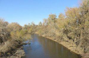 Pawnee River, Kansas.