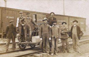 St. Joseph & Grand Island Railroad