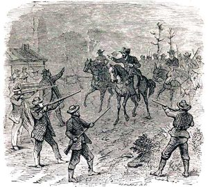 Wakarusa War during the Bleeding Kansas era.