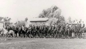 Cavalry Training in the Civil War