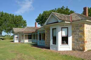 Cottonwood Ranch in northwest Kansas by Kathy Weiser-Alexander.
