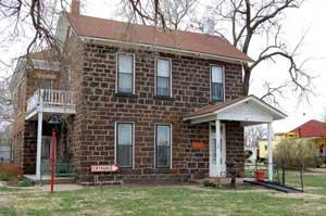 Ellsworth, Kansas Museum by Kathy Weiser-Alexander.