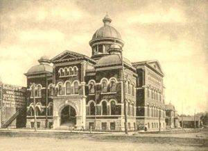 Lyon County Courthouse, Emporia, Kansas.