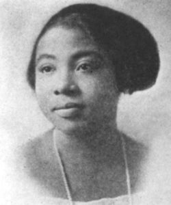 Eva Jessye, a graduate of Western University made contributions as a singer, actress, choral director, author, and poet. Jessye was acknowledged as the first black woman to win international distinction as a director of a professional choral group.