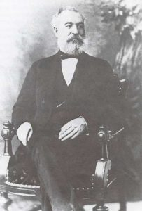 George Grant, 1871.