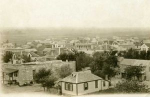Herzog, Kansas about 1900.