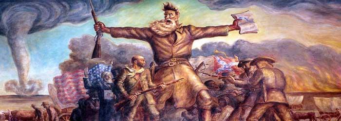 John Brown Mural