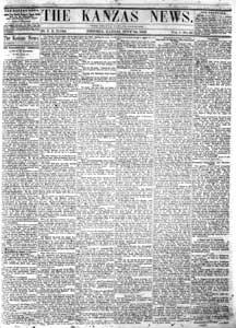 Kanzas News, Emporia, Kansas