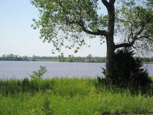 Lake Inman, Kansas, courtesy Wikipedia