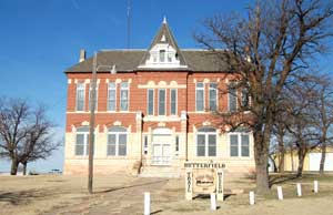Butterfield Trail Museum in Russell Springs, Kansas by Kathy Weiser-Alexander.