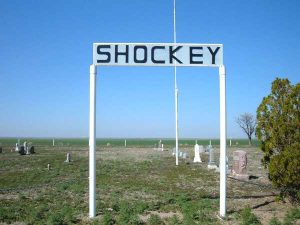 Shockey, Kansas Cemetery