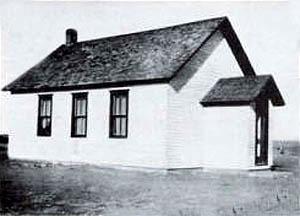 Shockey, Kansas School, 1919.