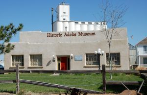 Grant County Museum in Ulysses, Kansas by Kathy Weiser-Alexander.