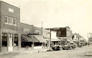 Ulysses, Kansas, 1929