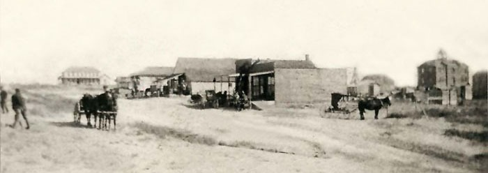 Old Ulysses, Kansas in 1906.