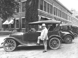 William Allen White, owner of the Emporia Gazette