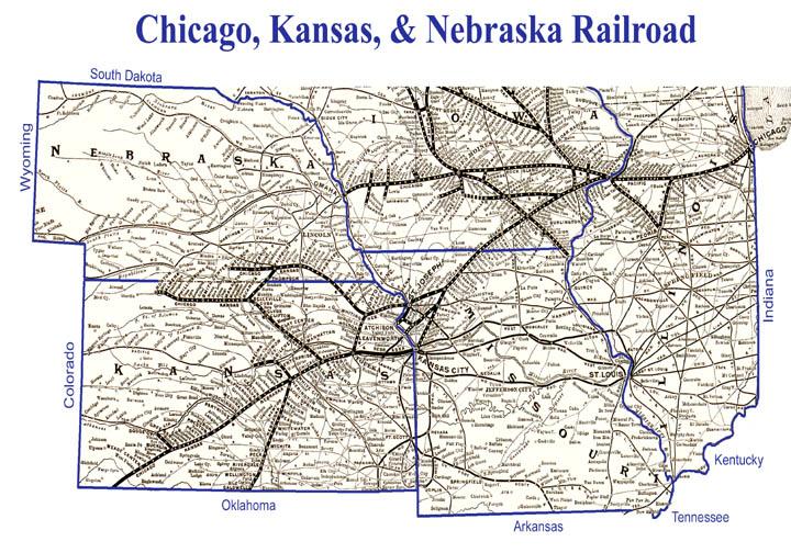 Chicago, Kansas & nebraska Railway